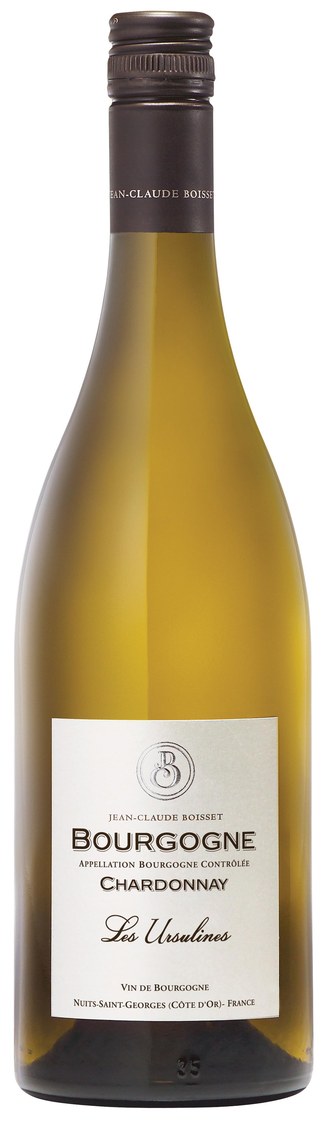 Bourgogne blanc chardonnay les ursulines jean claude boisset for Louis jardin wine