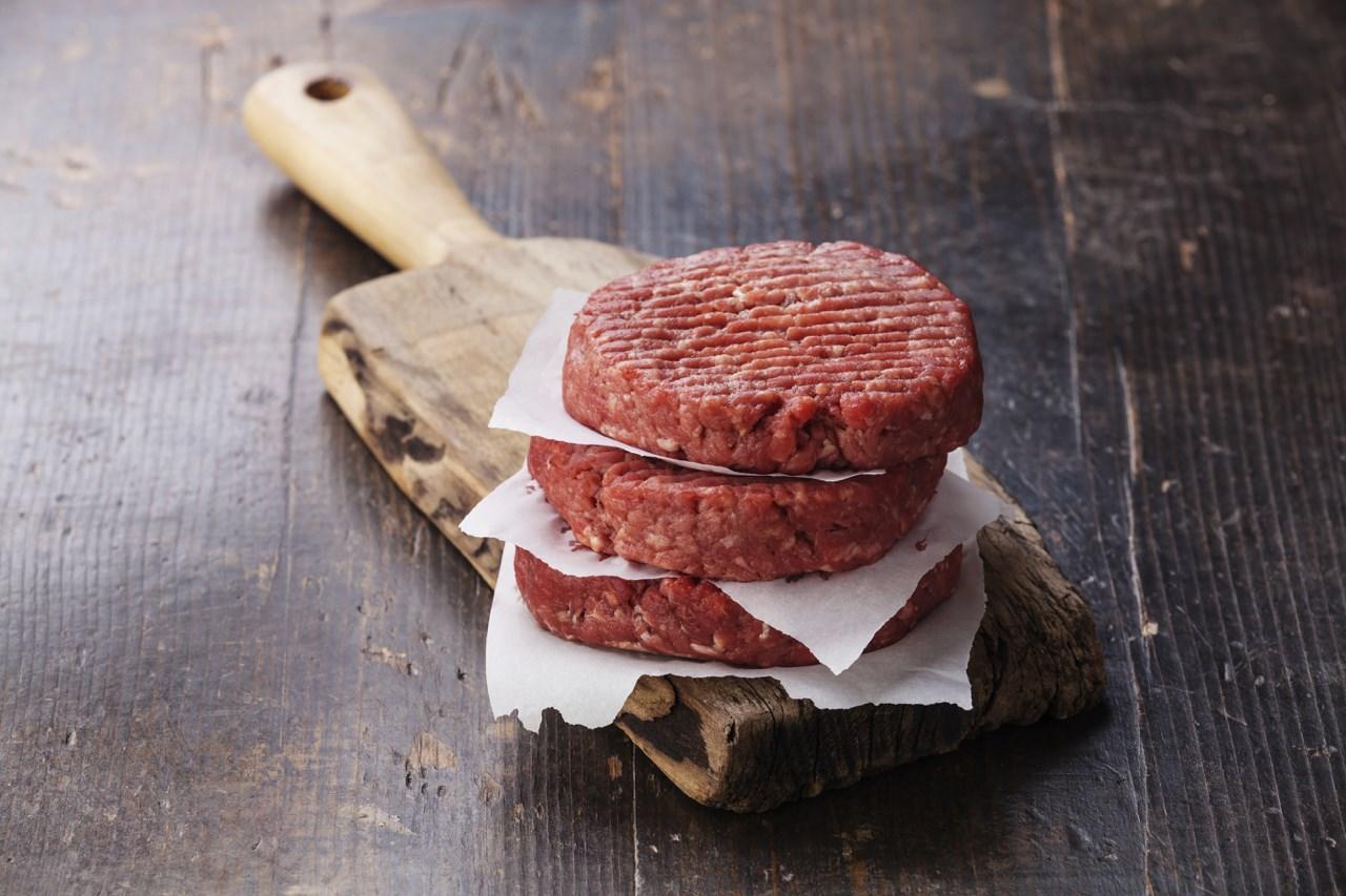 kød på tilbud
